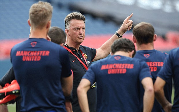 LVG: WE still lack the pace needed to be Champions