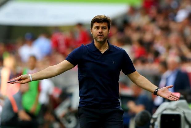 Tottenham close in on Top-Striker