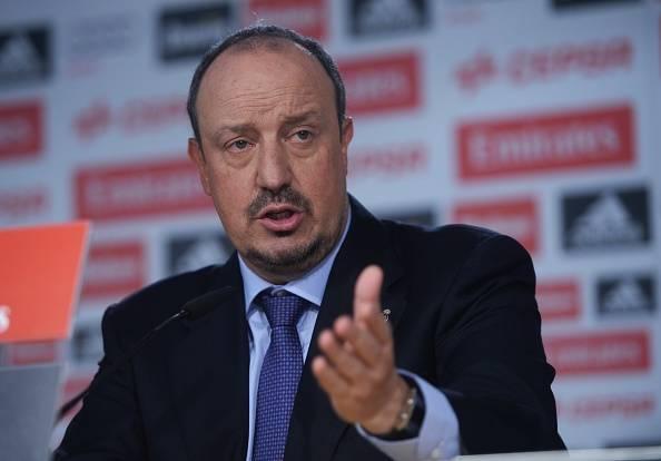 Real Madrid manager Rafa Benitez speaks about Premiership transfer targets