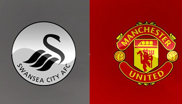 LINE-UP: Manchester United team to play Swansea