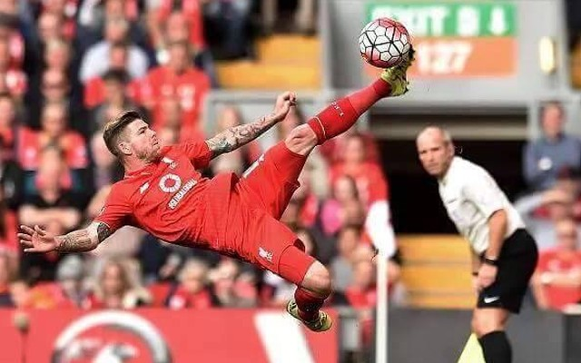 "Alberto Moreno is ready to play ""full throttle football"" for Liverpool"