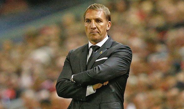 Rodgers is not worried about his job even if the Reds lose to Everton