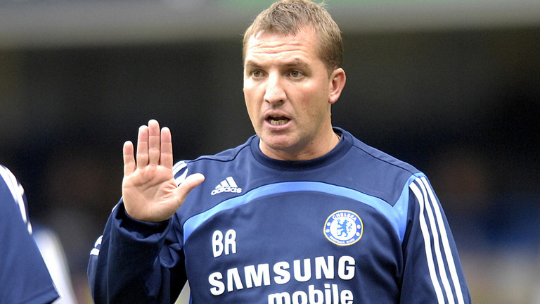Bookies Slash Odds on Brendan Rodgers replacing Mourinho at Chelsea