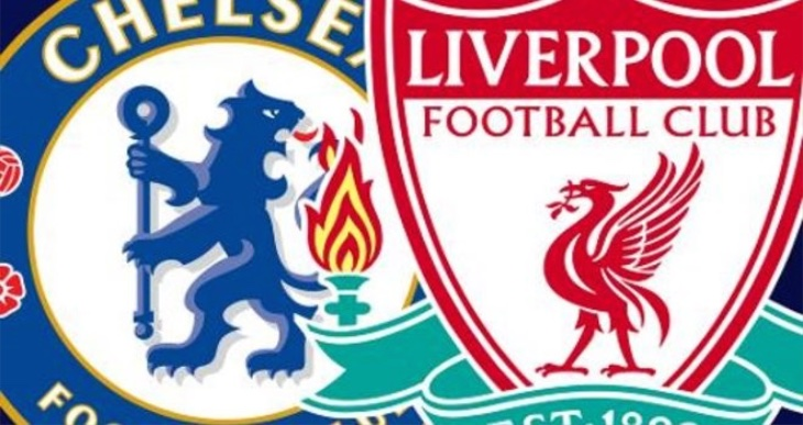 LINE-UP: Chelsea team to play Liverpool