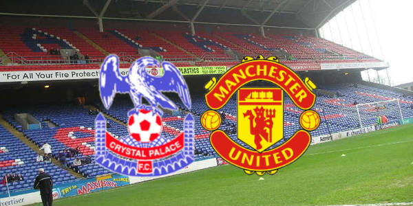 LINE-UP: Manchester United team to play Crystal Palace