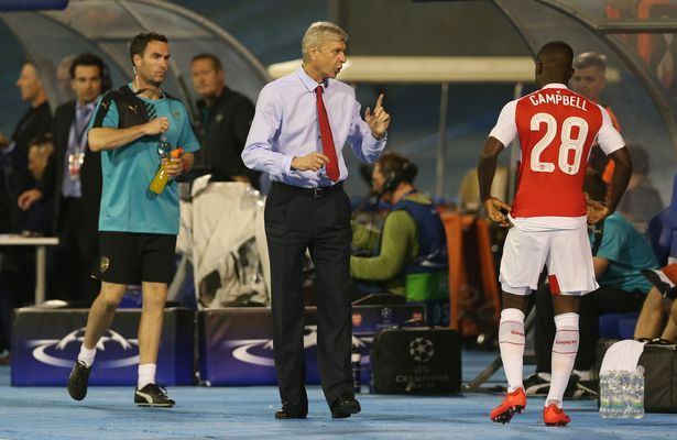 """It's now or never"" for Joel Campbell at Arsenal"