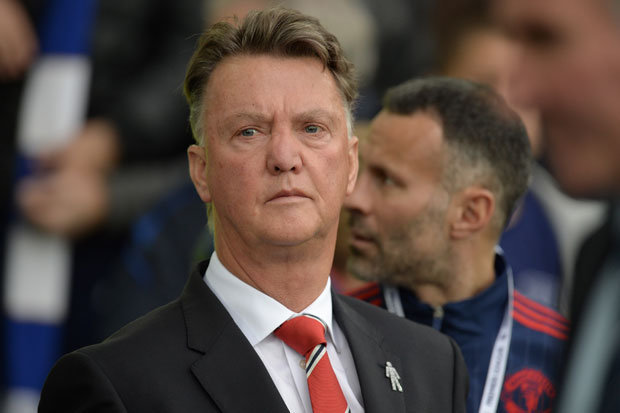 "Van Gaal: ""When we beat City next week we can start to think about winning the title"""
