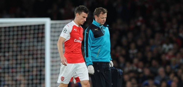 MASSIVE BLOW for Arsenal ahead of Manchester United Clash