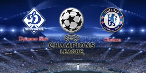 LINE-UP: Chelsea team to play Dynamo Kiev