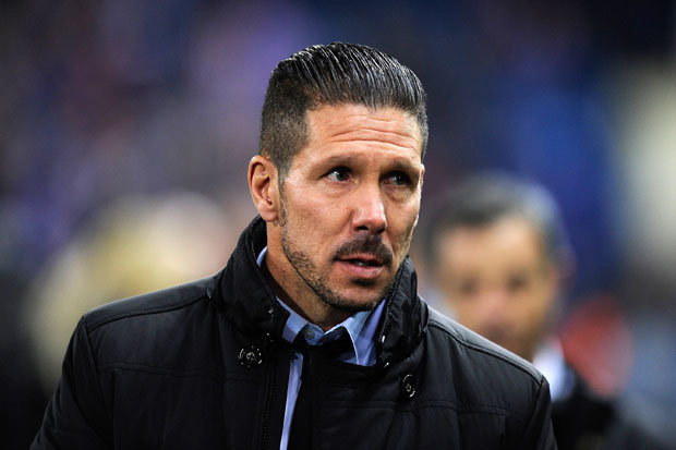 Atletico Madrid Trainer sends a signal to Chelsea