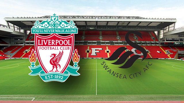 LINE-UP: Liverpool team to play Swansea City