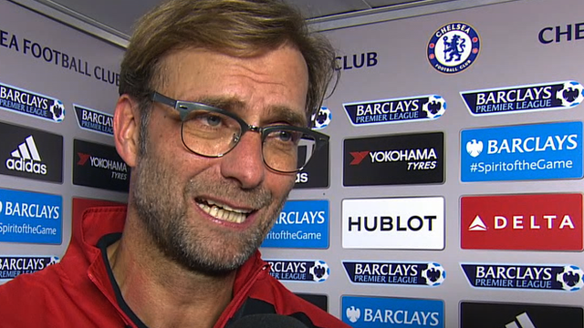Liverpool can play much better than they did at Chelsea