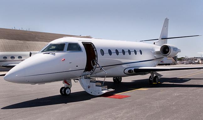 Cristiano Ronaldo buys £13.5m Gulfstream Jet