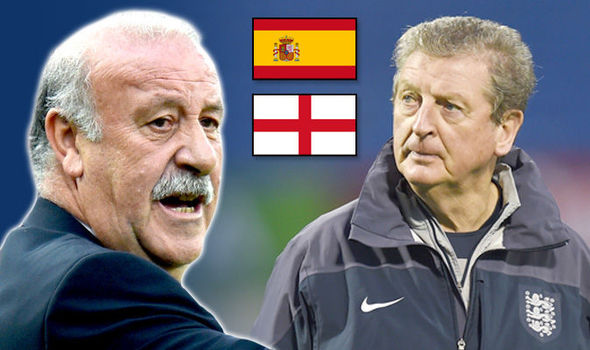 Hodgson has failed to make England a top team says Spain Boss