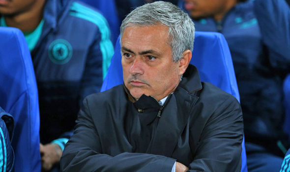Chelsea will miss Mourinho on Saturday for clash with Stoke City