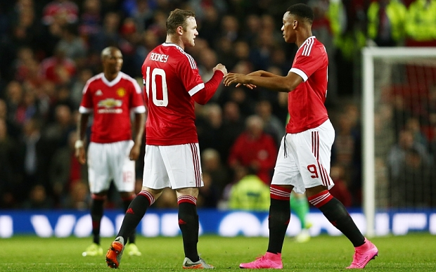 Double trouble for Manchester United after Strikers ruled out for Watford clash