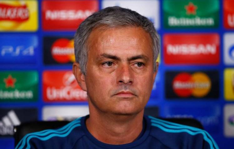 Chelsea boss Mourinho reveals his plan for the January transfer window