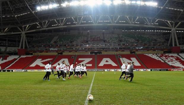 LINE-UP: Liverpool team to play Rubin Kazan