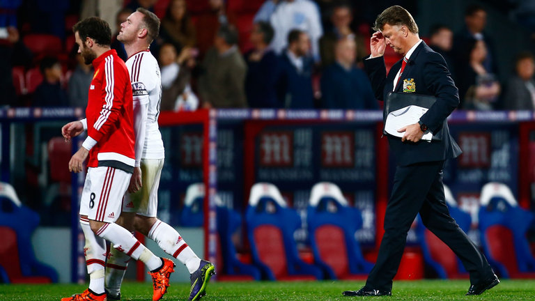 Manchester United: Never mind the goals where is the CREATIVITY Mr Van Gaal?