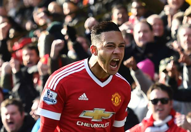 LVG thinks he may have found the perfect position for Dutch forward Memphis Depay