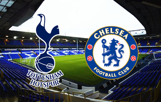 LINE-UP: Chelsea team to play Tottenham