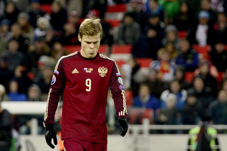 Russian Striker agrees personal terms to join Arsenal