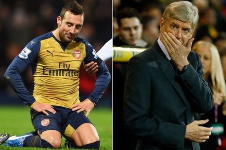 Wenger speaks about Alexis and Cazorla injuries