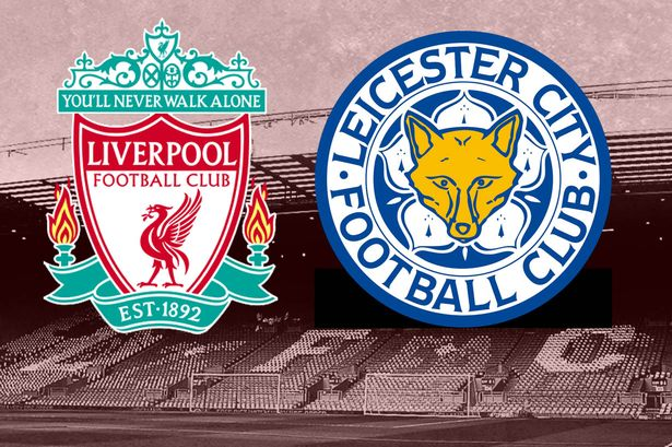 LINE-UP: Liverpool team to play Leicester City