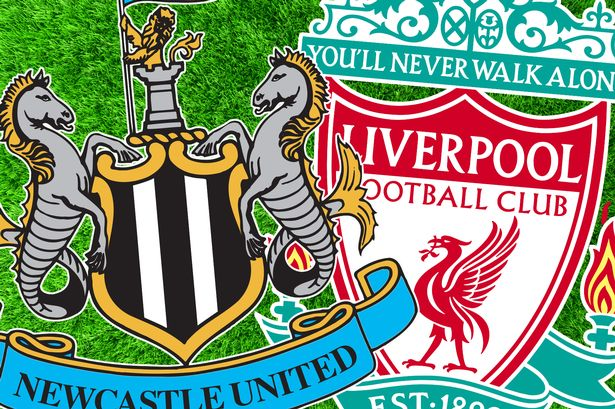 LINE-UP: Liverpool team to play Newcastle United