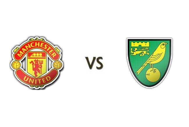LINE-UP: Manchester United team to play Norwich