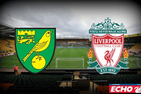 LINE-UP: Liverpool team to play Norwich City