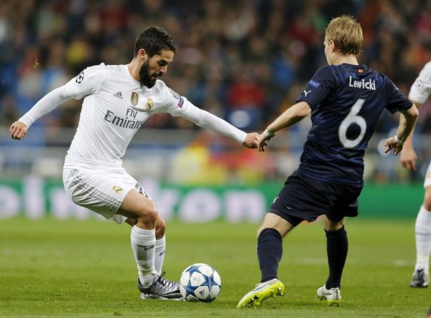 Arsenal RAMPS-UP their Pursuit of Real Madrid Star