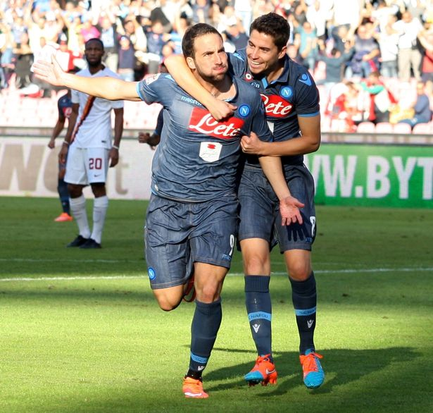 Napoli reject Arsenal bid for Star player