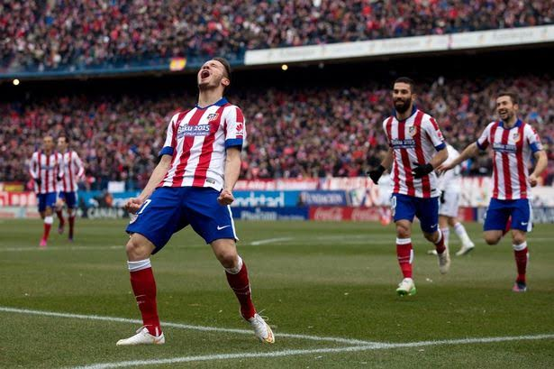 manchester united, arsenal, atletico madrid,