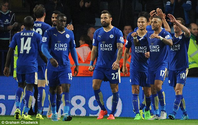 """Don't look down"" as Leicester become Premier League title favourites"