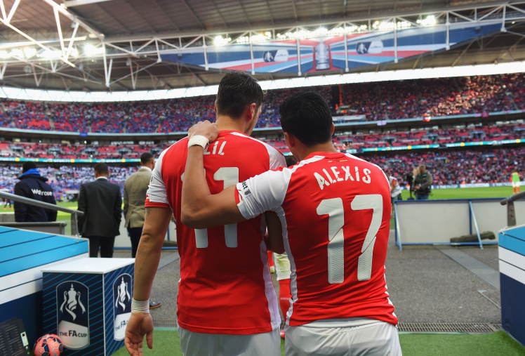 Arsenal's Dynamic Duo must perform well if the Gunners are to win the League