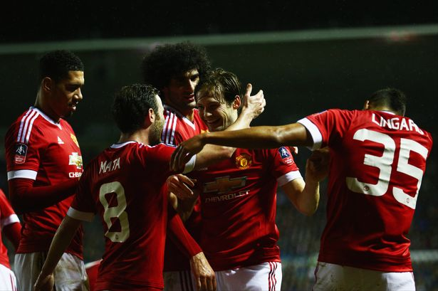 LINE-UP: Manchester United team to play Shrewsbury Town (predicted)