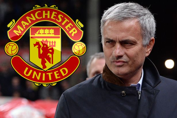 This is what Manchester United could look like under Jose Mourinho