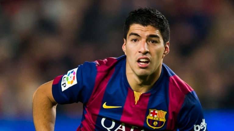 Arsenal must shackle Luis Suarez in order to beat Barcelona