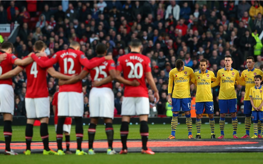 Title chasing Arsenal will be too strong for Manchester United