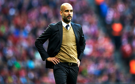 At Last we now know where Guardiola will be next summer