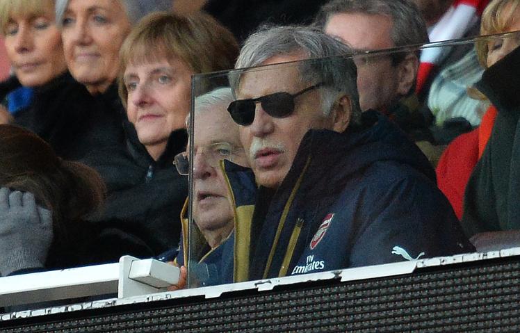 Stan Kroenke has big summer plans for Arsenal