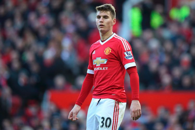 Manchester United Star asked LVG to let him leave in January