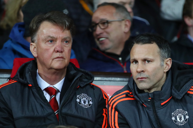 Manchester United must sack LVG if they lose to Manchester City