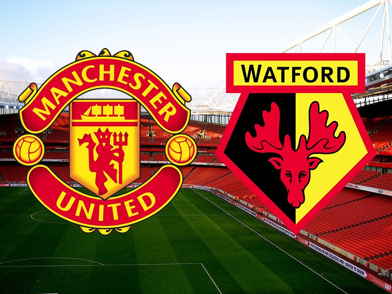 Line-Up: Manchester United team to play Watford