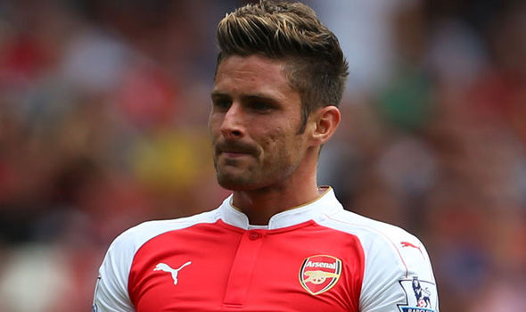 Juventus to go after Giroud while Wenger looks for a new striker in Ligue 2