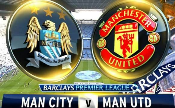 Line-Up: Manchester United team to play Manchester City