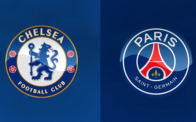 Line-Up: Chelsea team to play Paris Saint-Germain