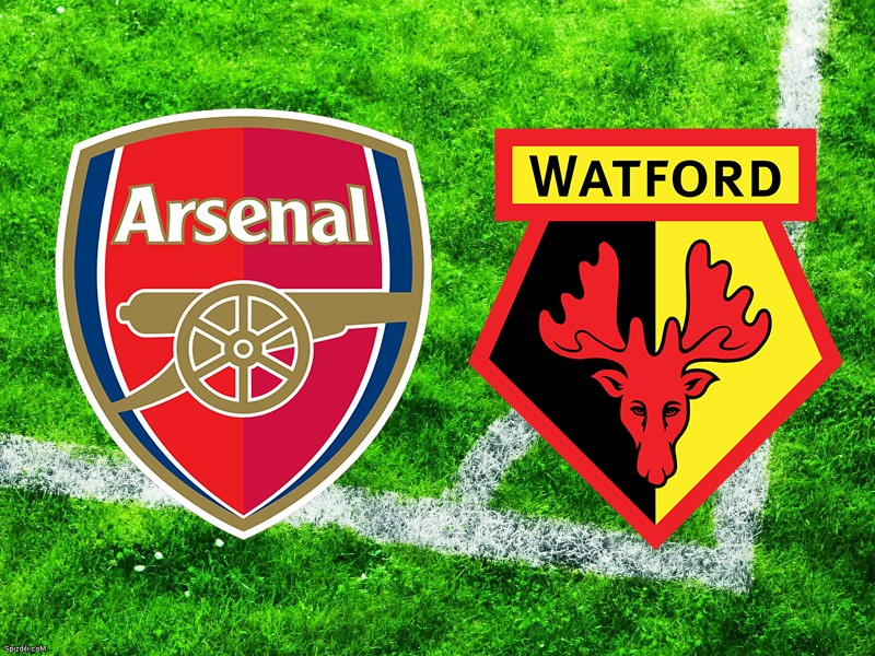 Line-Up: Arsenal team to play Watford