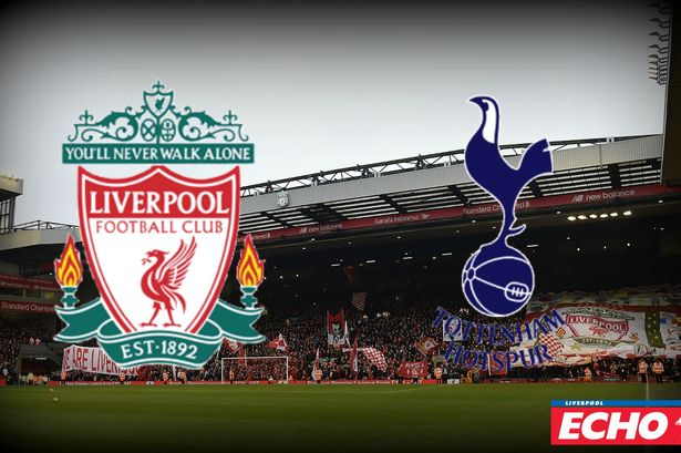 Line-Up: Liverpool team to play Tottenham